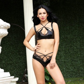 6530 Sexy Lingerie боди