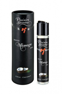 826003 MASSAGE OIL COCONUT 59ML Массажное масло Кокос 59 мл
